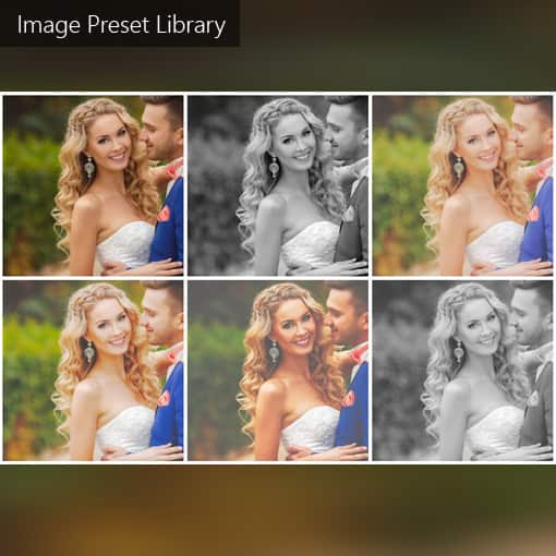 Image Preset Library