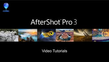 Getting Started with AfterShot Pro