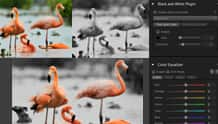 Powerful photo editing plugins