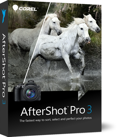 AfterShot Pro 3, Photo Editor